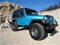 My PERSONAL SUV JEEP WRANGLER CLEAN TITLE, VERY CLEAN.