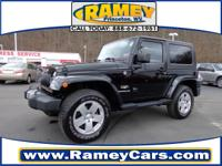 This 2010 Jeep Wrangler Sahara might just be the SUV