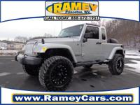 How about this 2012 Wrangler Unlimited Sahara? The
