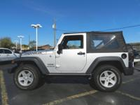 CHECK OUT THIS LOW MILE, SUPER CLEAN JEEP WRANGLER