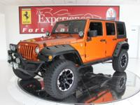 This is a Jeep, Wrangler for sale by Ferrari-Maserati