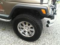 2003 Jeep Wrangler X for sale. This is really a great