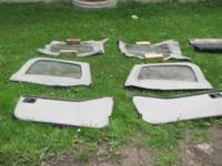 I have miscellaneous parts for Jeep Wrangler. Used on
