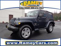 This 2007 Jeep Wrangler Sahara might just be the SUV