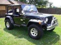 HAS A 4.0 RARE AUTOMATIC 4X4. TIRES and wheels ARE ONLY