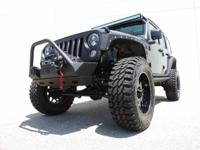 CNC DEFENDER JEEP WRANGLER CALL FOR BUILD LIST OR TO