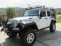 2011 Jeep Wrangler Unlimited Rubicon 4-Door 6.4 L VVT