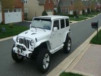 For sale  is my  2015 Jeep Wrangler Sahara Unlimited (4