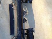 this is a 2001 jeep xj cherokee bumper with completion