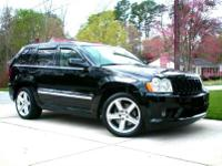 This is a great Jeep SRT8 if you are thinking about