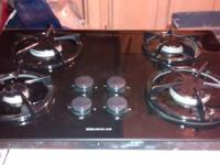 Great Deal!. I have a Jenn-Air Gas Cooktop for sale.