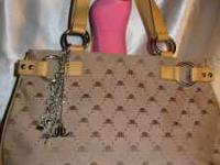 I HAVE A JENNIFER LOPEZ JLO PURSE FOR SALE FOR $25.00