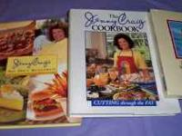 Two Jenny Craig cookbooks and walking tape. Cookbooks