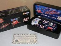 JEREMY MAYFIELD 1999 Authentics: Mobil 1: 1:24: No12: