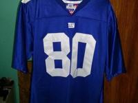 "I AM SELLING A NY GIANTS RETIRED JEREMY ""SHOCKEY"""