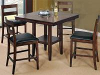 Jericho Counter Height Dining Table * Made of solids