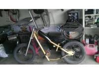 jessee james chopper hard to find 50$ must go!!!!!!