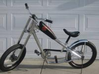 For Sale The Rare West Shore Chopper Bike! It like