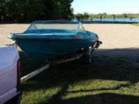 I have a 18.5 ft. '70's Jolly Roger jet boat that seats