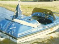 Selling ?as is? please contact Super Hawk boat with