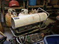gas/diesel ready heater, leave message if no answer