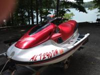 1997 Yamaha GP1200 Jet Ski. 50 hours Has scratches &