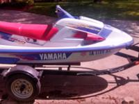 For sale:.  1995 Yamaha Waveraider with 1100CC engine.