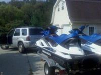 07 & 09 SeaDoo 3 person Jetskis low hours well
