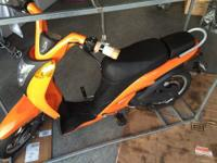 JETSON LITHIUM ION POWERED ECO-FRIENDLY ELECTRIC BIKE -