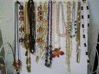 We have a huge collection of jewelery. We have orginial