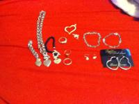 I have all sorts of jewelry some have never been worn