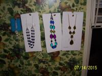 I HAVE LOTS OF JEWELRY FORM QVC ALL IN GOOD SHAP  CALL