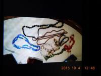 I create jewelry and i have some that are made plus i