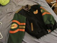 JH Design Vintage Mtn Dew Jacket XL Great condition.