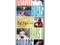 Boats, Beaches, Bars, and Ballads. Perfect for your