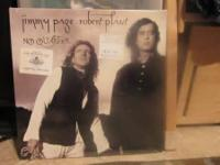 Jimmy Page Robert Plant - No Quarter (unledded) 2 lp's