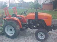 I have an JINMA 200 20 HP DEISEL GREAT LITTLE TRACTOR