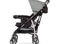 A lightweight stroller that is both stylish and