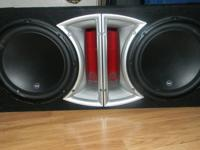 For Sale are a pair of JL Audio 12w3-4 subwoofers with