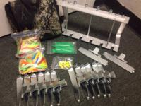 Up for sale or trade is a Jo Jan multi fletching jig in