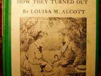 1953 Orchard House Edition of Jo's Boys; author Louisa