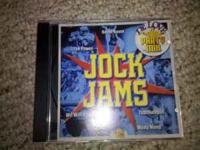 Jock Jams - Dr. Love Party Mix CD Songs Inlcude: -Boom