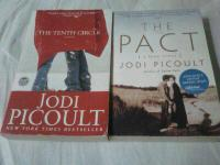 I have two Jodi Picoult books for sale, I am selling