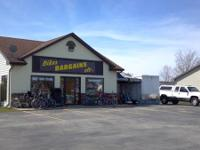 New Name! New Location! Joe BikeLer's Bike Shop in