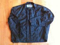 For sale is a Joe Rocket SuperSport Nylon Jacket with