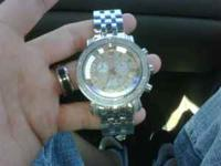 I have a very nice Joe Rodeo Diamond watch for sale for