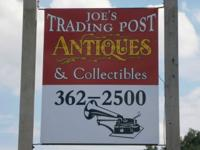 Antiques, collectibles, relics, furniture, coins