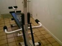 Type: Fitness Type: Equipment This is a wonderful Home