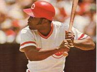 Joe Morgan 1978 Sportcaster MVP #1805 There will be an