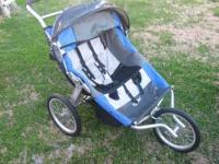 Chariot jogging stroller in great shape. $125.00 obo.